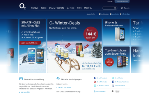 Access o2online.de using Hola Unblocker web proxy