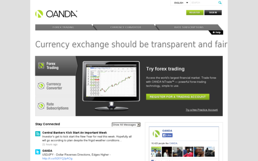 Access oanda.com using Hola Unblocker web proxy