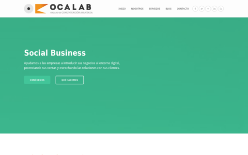 Access ocalab.es using Hola Unblocker web proxy