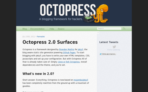 Access octopress.org using Hola Unblocker web proxy