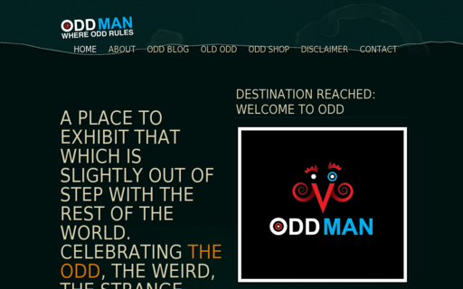 Access oddman.ca using Hola Unblocker web proxy