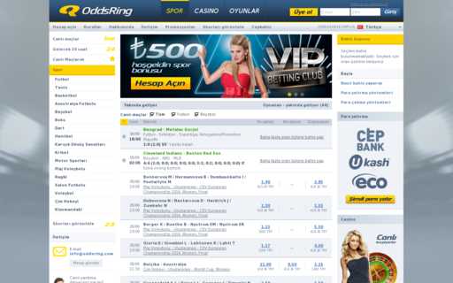 Access oddsring404.com using Hola Unblocker web proxy