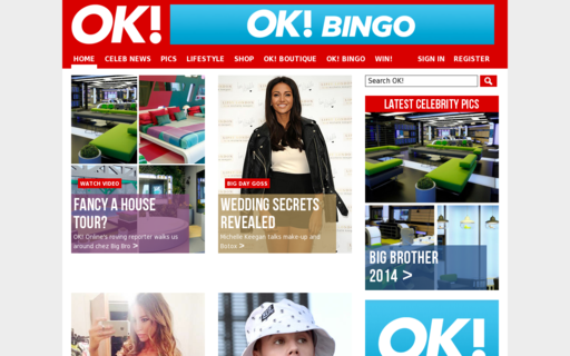 Access ok.co.uk using Hola Unblocker web proxy
