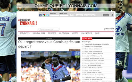 Access olympique-et-lyonnais.com using Hola Unblocker web proxy