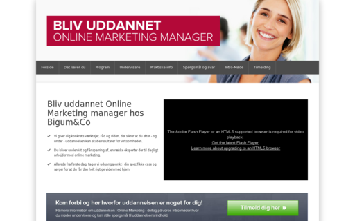 Access omudd.dk using Hola Unblocker web proxy