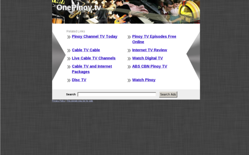 Access onepinoy.tv using Hola Unblocker web proxy