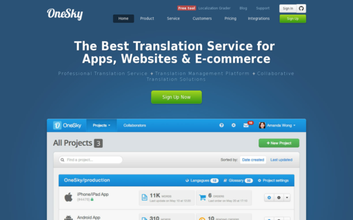 Access oneskyapp.com using Hola Unblocker web proxy