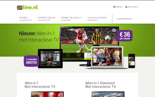 Access online.nl using Hola Unblocker web proxy