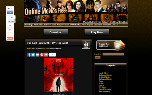 Access onlinemoviesfreee.com using Hola Unblocker web proxy