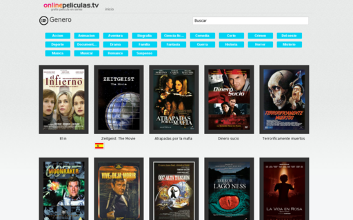 Access onlinepeliculas.tv using Hola Unblocker web proxy