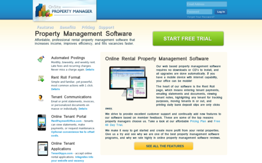 Access onsitepropertymanager.com using Hola Unblocker web proxy