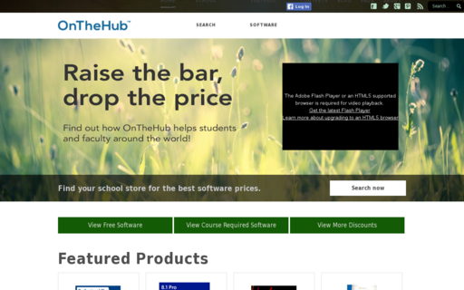 Access onthehub.com using Hola Unblocker web proxy