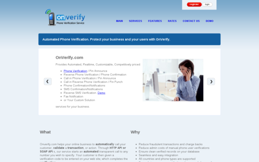 Access onverify.com using Hola Unblocker web proxy