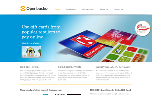 Access openbucks.com using Hola Unblocker web proxy