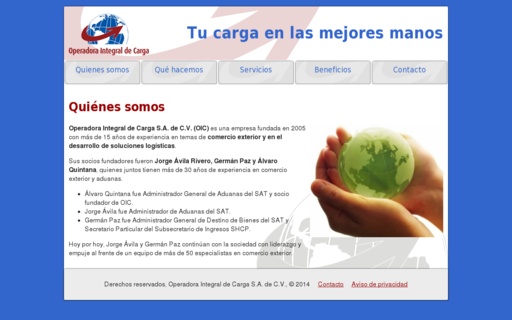 Access operadoradecarga.com.mx using Hola Unblocker web proxy