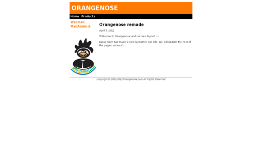 Access orangenose.com using Hola Unblocker web proxy
