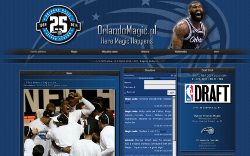 Access orlandomagic.pl using Hola Unblocker web proxy