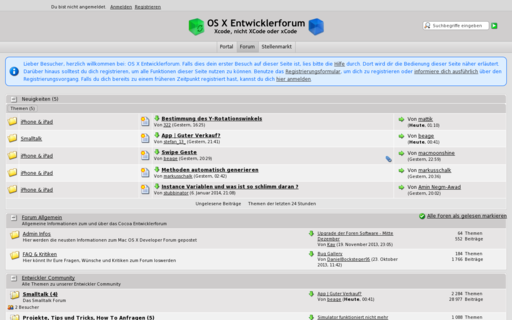Access osxentwicklerforum.de using Hola Unblocker web proxy
