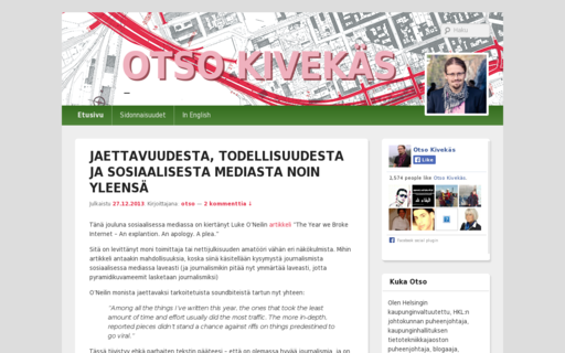 Access otsokivekas.fi using Hola Unblocker web proxy