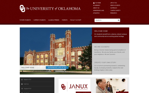 Access ou.edu using Hola Unblocker web proxy