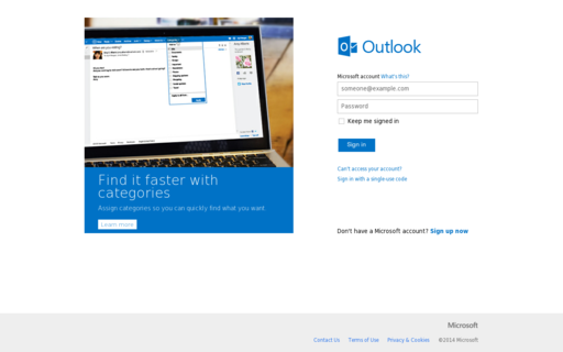 Access outlook.com.br using Hola Unblocker web proxy