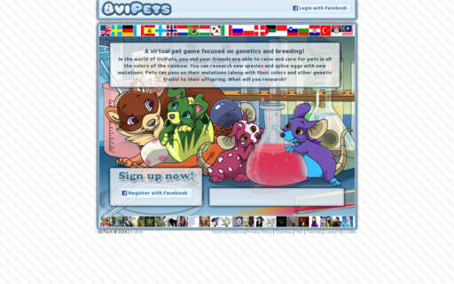 Access ovipets.com using Hola Unblocker web proxy