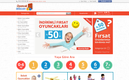 Access oyuncakdenizi.com using Hola Unblocker web proxy