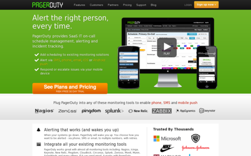 Access pagerduty.com using Hola Unblocker web proxy