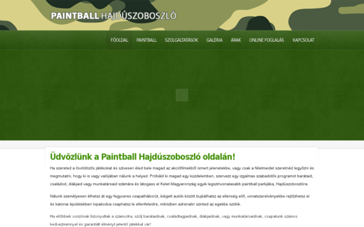 Access paintballhajduszoboszlo.hu using Hola Unblocker web proxy