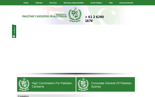 Access pakistan.org.au using Hola Unblocker web proxy
