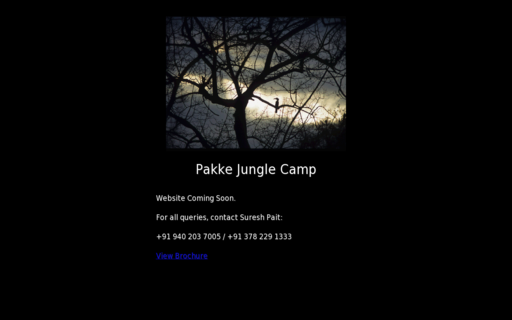 Access pakkejunglecamp.in using Hola Unblocker web proxy