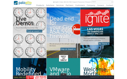Access paloaltonetworks.com using Hola Unblocker web proxy