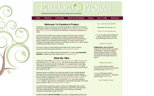 Access pandys.org using Hola Unblocker web proxy