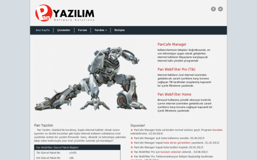 Access panyazilim.com using Hola Unblocker web proxy
