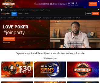 Access partypoker.com using Hola Unblocker web proxy