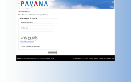 Access pavanalink.com using Hola Unblocker web proxy