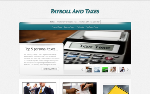 Access payrollandtaxes.com using Hola Unblocker web proxy