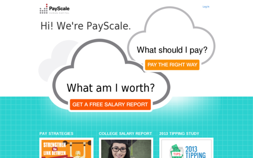 Access payscale.com using Hola Unblocker web proxy