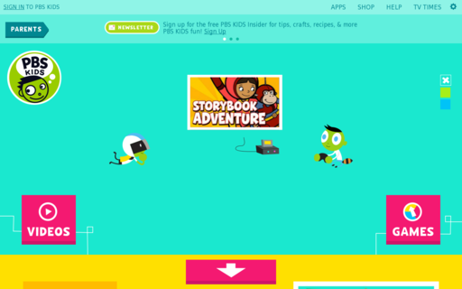 Access pbskids.org using Hola Unblocker web proxy