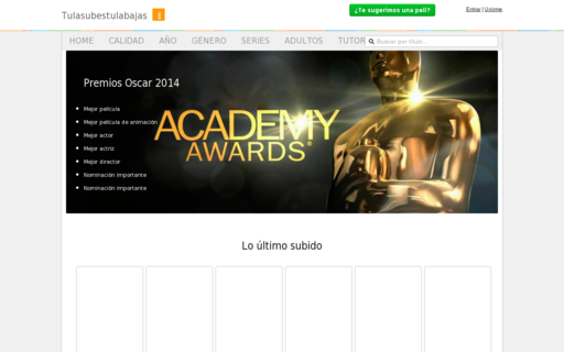 Access peliculas-latino.net using Hola Unblocker web proxy