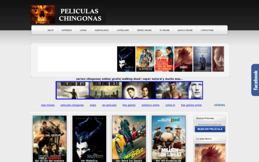 Access peliculaschingonas.org using Hola Unblocker web proxy
