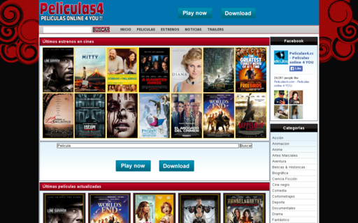 Access peliculasze.com using Hola Unblocker web proxy