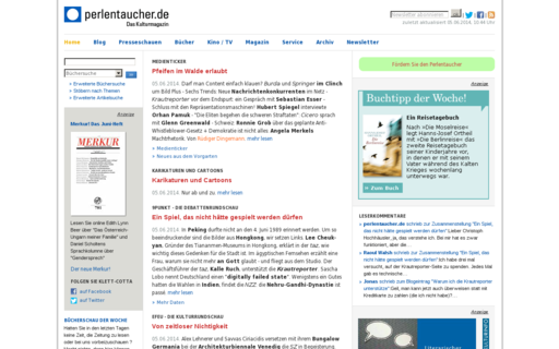 Access perlentaucher.de using Hola Unblocker web proxy
