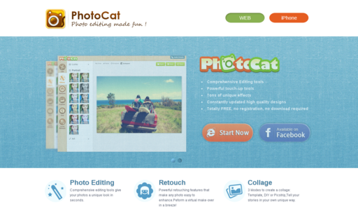 Access photocat.com using Hola Unblocker web proxy
