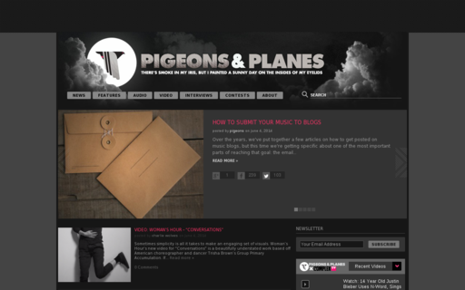 Access pigeonsandplanes.com using Hola Unblocker web proxy