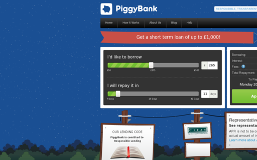 Access piggy-bank.co.uk using Hola Unblocker web proxy