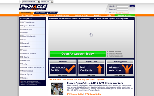 Access pinaclesports.com using Hola Unblocker web proxy