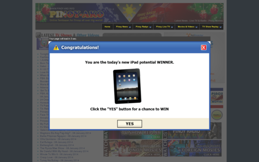 Access pinoy-ako.info using Hola Unblocker web proxy