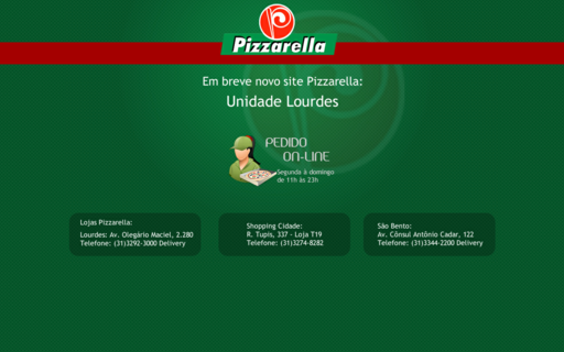 Access pizzarella.com.br using Hola Unblocker web proxy