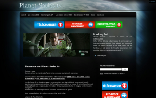 Access planet-series.tv using Hola Unblocker web proxy